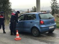 İzmir'de Jandarmadan Huzur Operasyonu