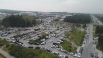 ASKERİ ÖĞRENCİ - (Özel) Binlerce Öğrenci Milli Savunma Üniversitesine Girebilmek İçin Ter Döktü