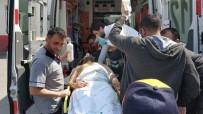 YENIDOĞAN - Samsun'da Markette Dehşet Açıklaması 1 Ağır Yaralı