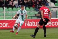 MERT NOBRE - Spor Toto 1. Lig Açıklaması Giresunspor Açıklaması 0 - Gençlerbirliği Açıklaması 1