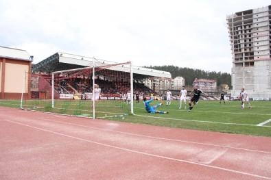 TFF 2. Lig Açıklaması Kastamonuspor 1966 Açıklaması 2 - Utaş Uşakspor Açıklaması 1