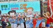 MEHMET ÖZKAN - U12 İzmir Cup'ta Manchester City Şampiyon Oldu