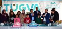 Vali Güzeloğlu Çocuk Evlerindeki Çocukların Doğum Gününü Kutladı