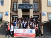 KOCA SEYİT - Van'dan Çanakkale'ye 'Biz Anadoluyuz'