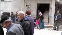 ŞEHİT BABASI - Yayladağı'nda Şehit Olan Askerin Baba Ocağında Yas Var