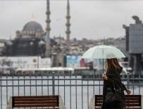 GÖLLER - Yağışlı hava yurdu etkisine alacak
