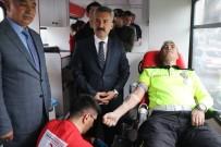 Aksaray Emniyet Müdürü Karabağ Açıklaması 'Canımızın Yanında Kanımızı Da Vermeye Ant İçtik'