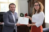 Akseki Belediye Başkanı Özkan, Mazbatasını Aldı