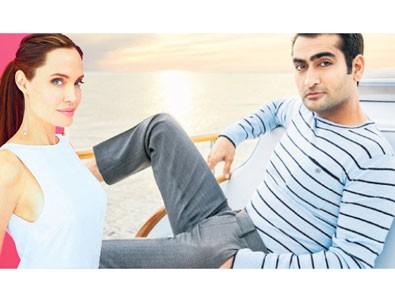 Angelina Jolie'nin yeni partneri