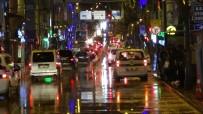HAVA SICAKLIĞI - Bandırma'ya Beklenen Yağış Geldi