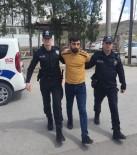 Bekçiye Bıçak Çeken Şahıs Tutuklandı