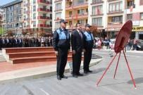 YEREL SEÇİMLER - Çan Belediye Başkanı Öz  Atatürk Büstüne Çelenk Bıraktı