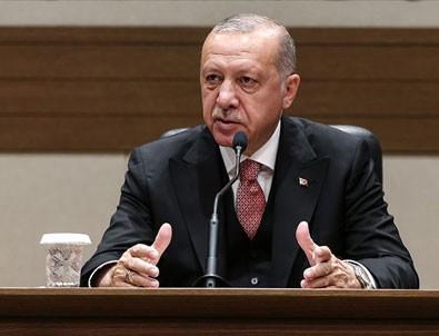 Cumhurbaşkanı Erdoğan'dan İstanbul'daki itirazlarla ilgili açıklama: Neredeyse tamamı usulsüz
