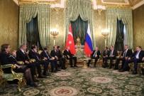 AKKUYU NÜKLEER SANTRALİ - Cumhurbaşkanı Erdoğan Açıklaması 'Rusya Türkiye'nin Ticaret Ortakları Arasında 3'Üncü Sırada'