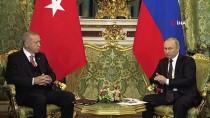 AKKUYU NÜKLEER SANTRALİ - Cumhurbaşkanı Erdoğan İle Putin Bir Araya Geldi