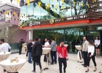 SPOR MERKEZİ - Dünya Şampiyonu Milli Güreşçi Ankara'ya Spor Salonu Açtı