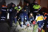 E-5'Te  Zincirleme Trafik Kazası... Kazadan Bir Saat Sonra Temizlik İşçisi Tarafından Bulundu