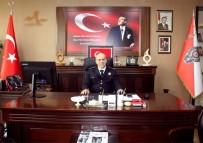 OBJEKTİF - Emniyet Müdürü Artunay, 'Türk Polis Teşkilatının 174.Yılı Kutlu Olsun'