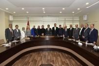 Gümüşhane Belediye Meclisi İlk Toplantısını Yaptı