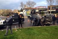 İki Zırhlı Araçların Çarpışma Anı Kamerada Açıklaması 1 Polis Yaralı