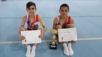 DUMLU - Kadir Has Ortaokulu Artistik Cimnastik'te Türkiye Dördüncüsü