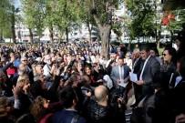 UĞUR YILDIRIM - Karşıyaka'da Cemil Tugay Dönemi Başladı