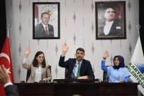 Kocaman Başkanlığında İlk Meclis Toplantısı Yapıldı