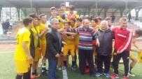 BOLAT - Kocasinan Şimşekspor, Osmaniye'de Şampiyon Oldu