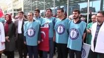 NUMUNE HASTANESİ - Konya'da Sağlık Çalışanına Şiddete Tepki