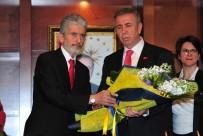 MUSTAFA TUNA - Mansur Yavaş, Mustafa Tuna'dan Görevi Devraldı