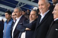 BAŞAKPıNAR - Mustafa Yalçın Amatör Maç İzledi