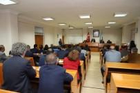 YEREL SEÇİMLER - Seçim Sonrası İlk Meclis Toplantısı Yapıldı