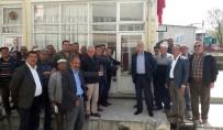 MEHMET YıLDıZ - Seçim Yenilgisinden Sonra CHP'nin Kapısına Kilit Vuruldu