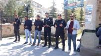 Sungurlu'da Şehitleri İçin Mevlit Okutuldu