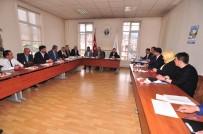 İSMAIL YAVUZ - Tosya Belediye Meclisi, Başkan Kavaklıgil Başkanlığında Toplandı