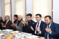 Akseki Belediye Başkanı Özkan, Mevlit Okutup Yemek Verdi