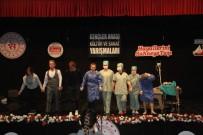 MADDE BAĞIMLILIĞI - Akyazı Belediyesi Tiyatro Topluluğu Marmara 4'Üncüsü Oldu