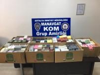 ALKOLLÜ İÇECEK - Antalya'da Gümrük Kaçakçılığı İddiasına 5 Gözaltı