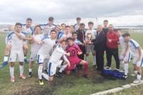 TİMSAH - Arabayatağıspor, U17  Türkiye Şampiyonu