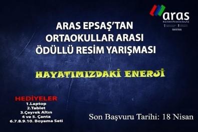 Aras EPSAŞ'dan 'Hayatımızdaki Enerji' Resim Yarışmasına Davet