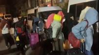 Fuhuş operasyonu: 70 kadına gözaltı