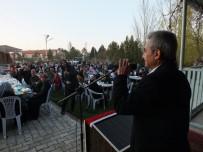 Başkan Büyükkarcı, İlçe Halkına Birlik Ve Beraberlik Yemeği Verdi