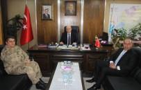 Başkan Pekmezci'ye Tebrik Ziyareti