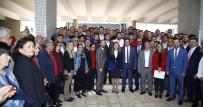 Başkan Turgay Genç Mazbatasını Aldı