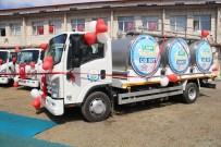 Erzurum Ticaret Borsası Öncülüğünde Sürdürülen, 'Erzurum İli Süt Sektörü Soğuk Zincir Kurulumu' Projesi Start Aldı