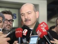 İçişleri Bakanı Soylu: Büyükçekmece'de seçime yönelik yolsuzluk yapılmış