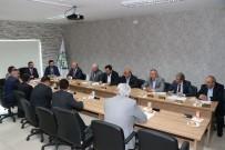 ABDULLAH AYAZ - Kavak'ta Seçim Sonrası İlk Meclis Toplantısı