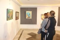 RESSAM - Marmaris'te 'Geçmişin Gölgesi' Resim Sergisi Açıldı