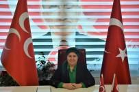 MHP Kadın Kolları Başkanı Alime Yiğit İstifa Etti