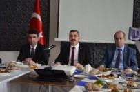 NAMIK KEMAL - Rektör Şahin'den Değerlendirme Toplantısı